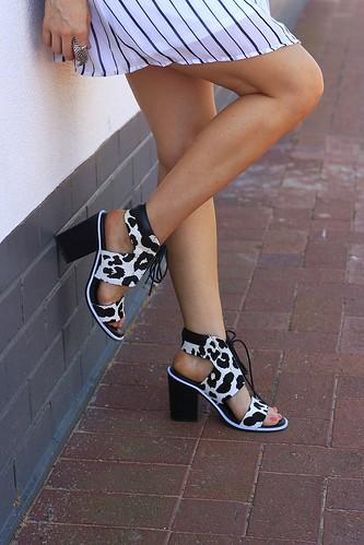 Senso riley in leopard