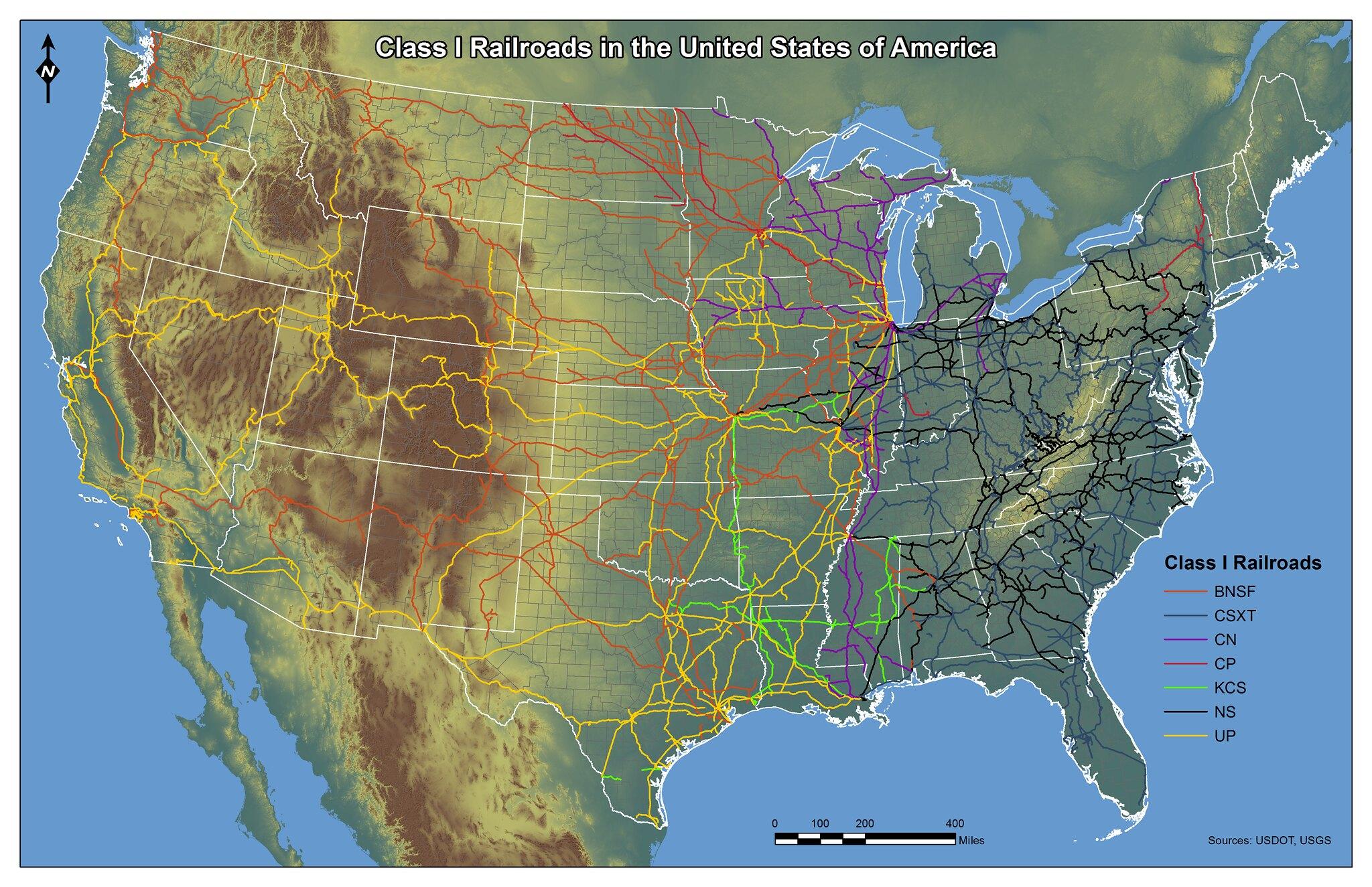 Need Easy Program To Draw Simple Railroad Maps Trains Magazine - Bnsf railway us map
