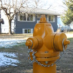New Hydrants are Installed