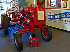 1949 McCormick Farmall Tractor