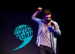 Martin Bachler - Poetry Slam - Sturm auf den Turm Slam