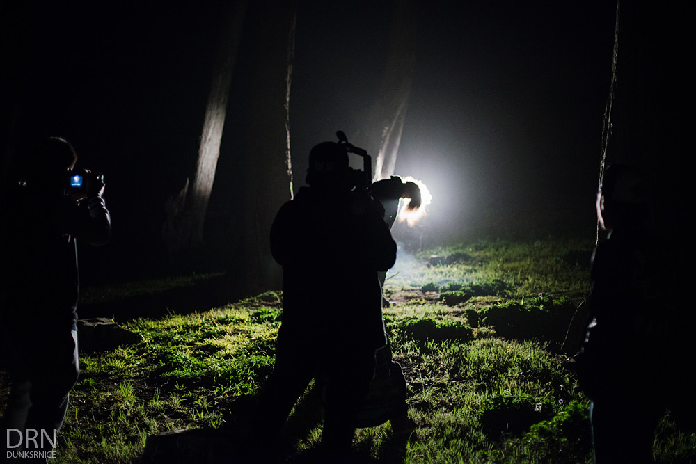 AR2 BTS Photoshoot - 02.25.15