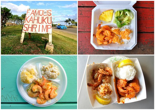 North Shore Grindz: Kahuku Shrimp Trucks Edition