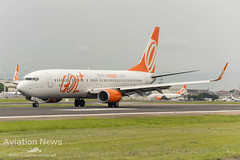 GOL Transportes Aéreos Boeing 737-800