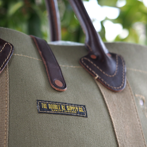 RRL / Canvas Coffman Tote