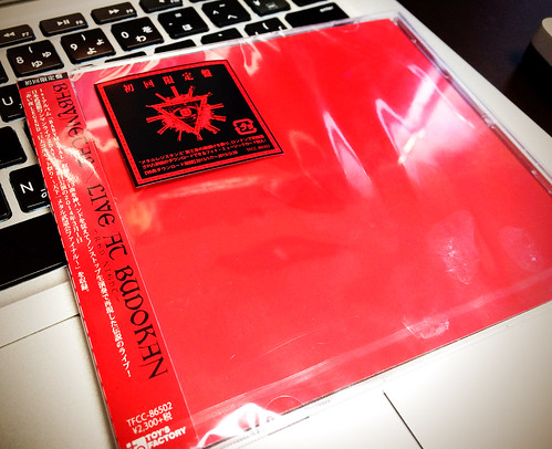 BABYMETAL / LIVE AT BUDOKAN (Live CD)