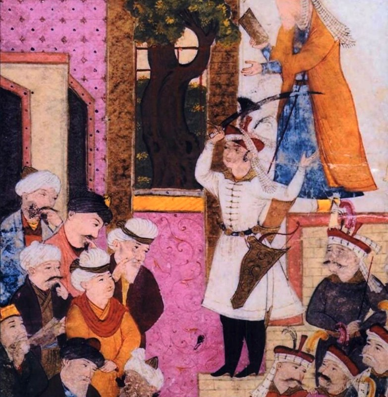 The declaration of Shi'ism as the state religion of Iran by Shah Ismail I