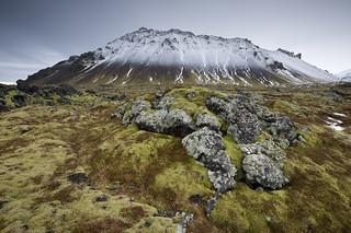 Blick auf den Berg Stapafell, Snæfellsnes | Roland Krinner
