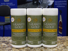 The Granite Gold range is now available at Lowe's