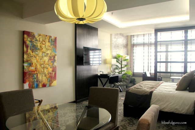 Brentwood Suites Quezon City Junior Suite
