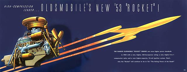 1953 ... rocket power!