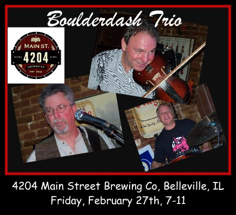 Boulderdash Trio 2-27-15