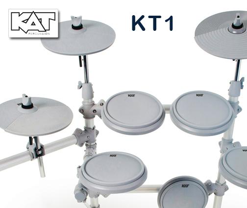 kat percussion modelo kt1