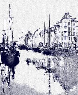 Denmark Canal