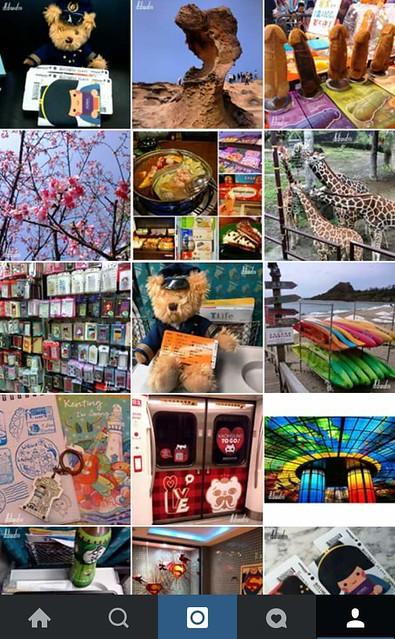 Taiwan 2015 Instagram