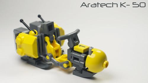 Aratech K-50
