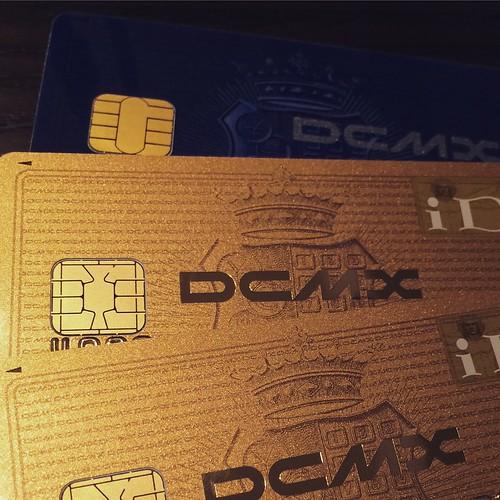 DCMX GOLD