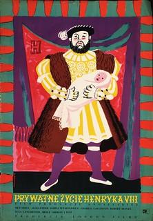 PRYWATNE ŻYCIE HENRYKA VIII (The Private Life Of Henry VIII)