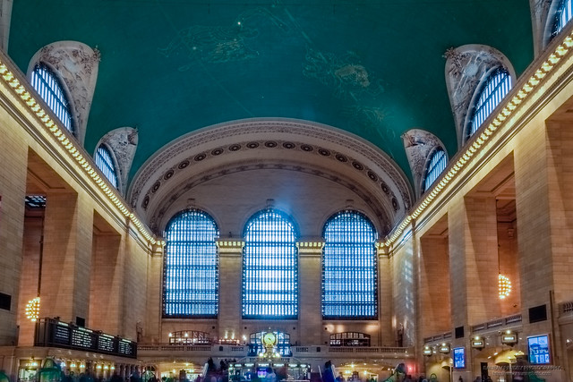 Main Concourse at Grand Central Terminal