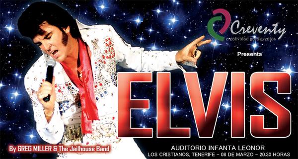Greg Miller as Elvis copy