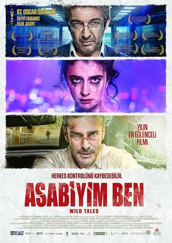 Asabiyim Ben - Relatos Salvajes – Wild Tales (2015)