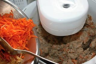 Pan Semi-Integral de Manzana, Zanahoria y semillas