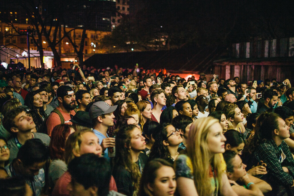 Milky Chance at Stubb's | SXSW | 3.19.2015