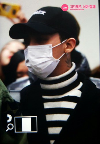 Big Bang - Gimpo Airport - 31dec2015 - With G-Dragon - 03