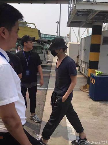 Big Bang - Tianjin Airport - 05jun2016 - MyHeart_TOP - 03