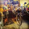 The Raleigh Superbe is getting a little love from Kai at @upcyclespdx