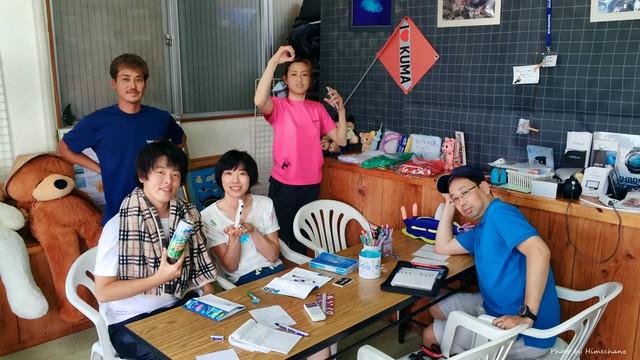 本日の集合写真♪ 2016/08/10