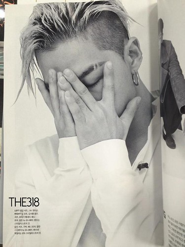 BIGBANG GQ Korea August 2015 scans by THE318 005