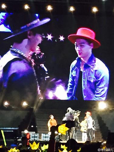 G-Dragon, Seung Ri & Tae Yang - V.I.P GATHERING in Harbin - 考拉婶儿 - 13