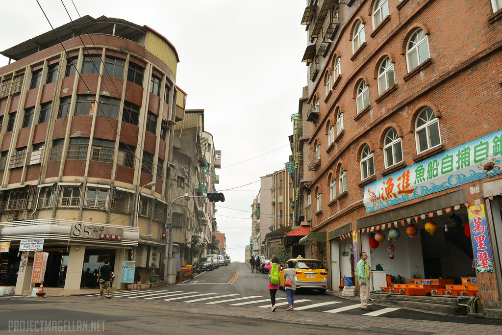 New Taipei City, Taiwan, Wanli District