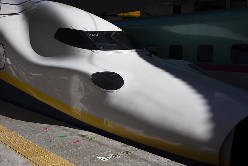 MAX-Toki, Shinkansen.