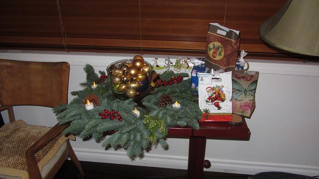 IMG_7724 xmas wreath presents for Ed ML