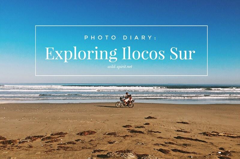 exploring ilocos sur
