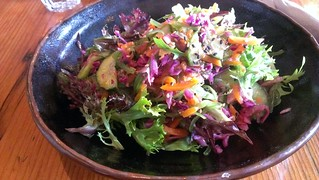 Seaweed Salad at Yong Green Food