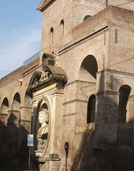 arch, ancient history, building, monastery, architecture, history, medieval architecture,