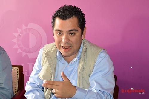 Enrique Flores Flores Foto: César Rivera
