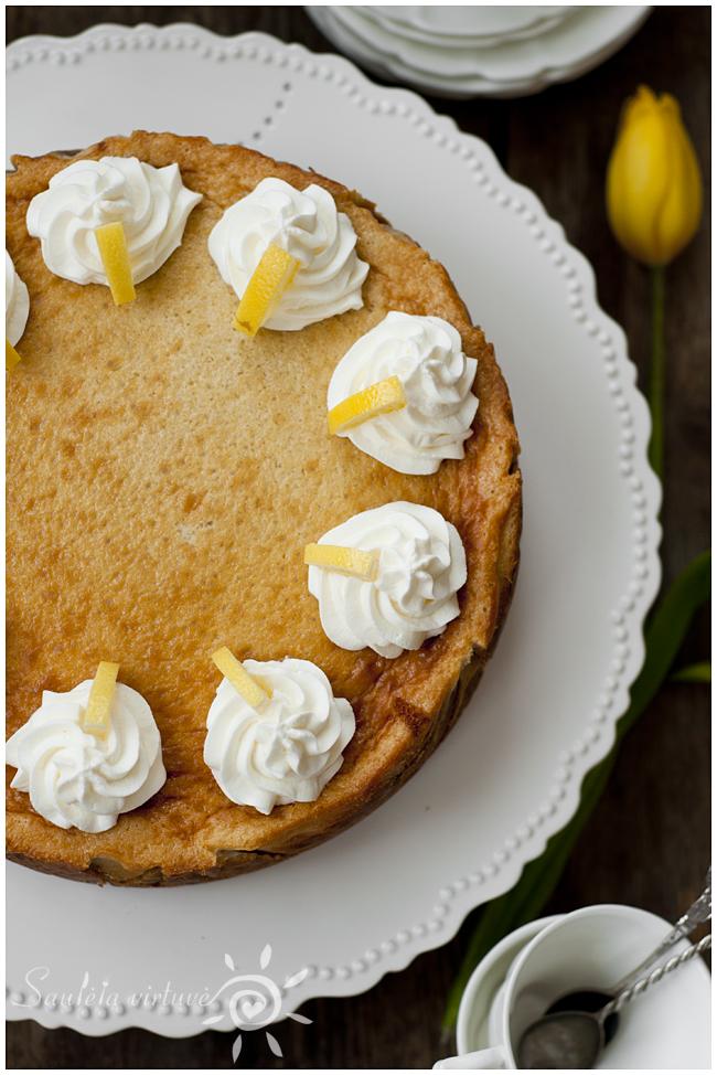 Bananinis sūrio tortas (5)