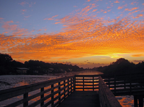 morning orange sun color sunrise river dawn colorful florida northfork palmcity saintlucie
