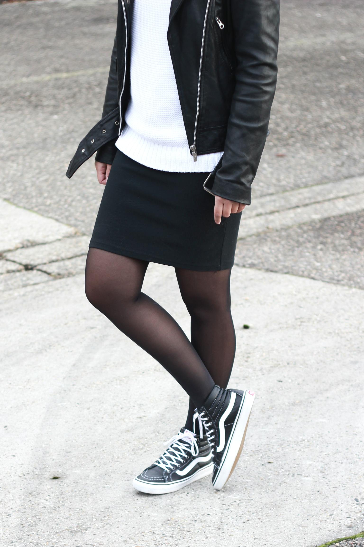Vans Sk8 Hi Black Outfit projekt-fliedergarten.de
