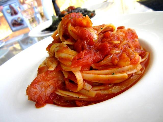 Tomato Amatriciana 1