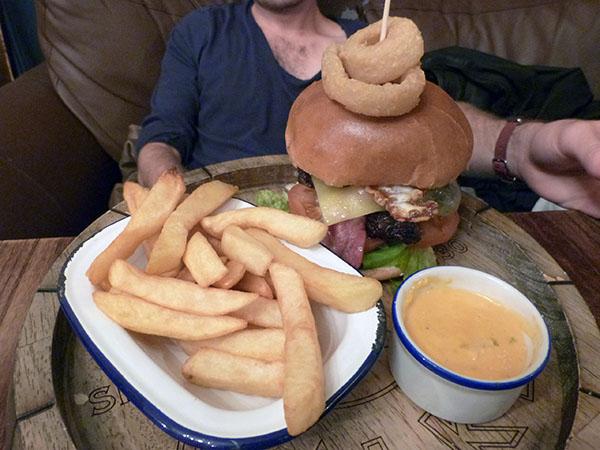burger paul et clem
