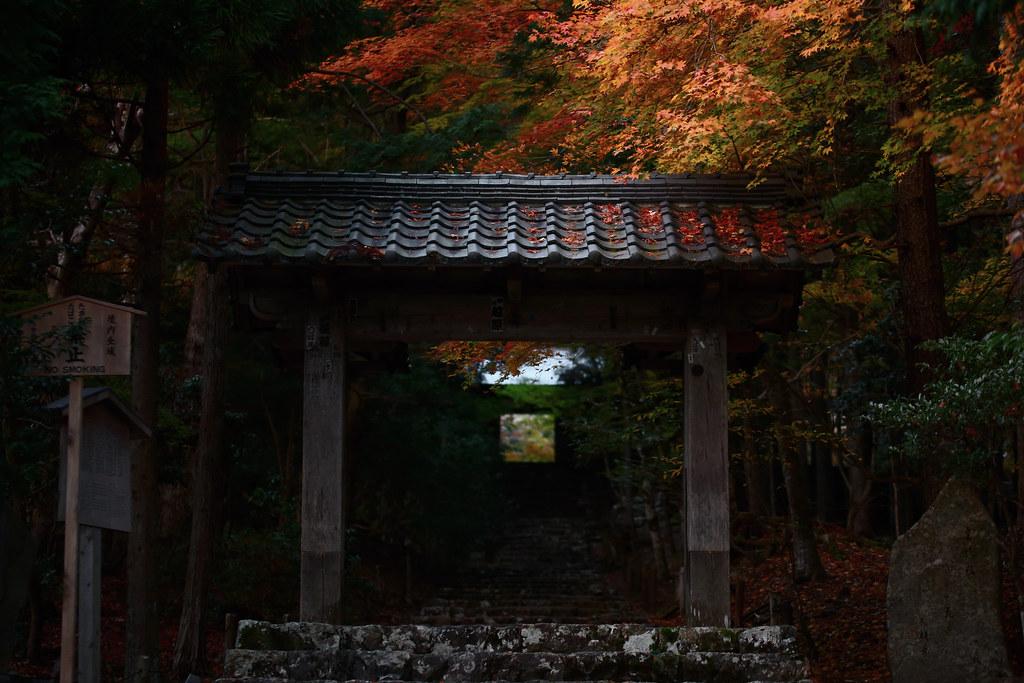 山寺の佇まい