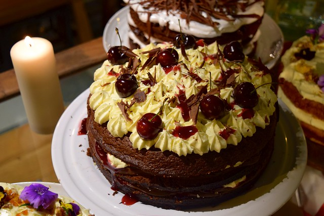 Black Forest Cake from Jamie's Comfort Food