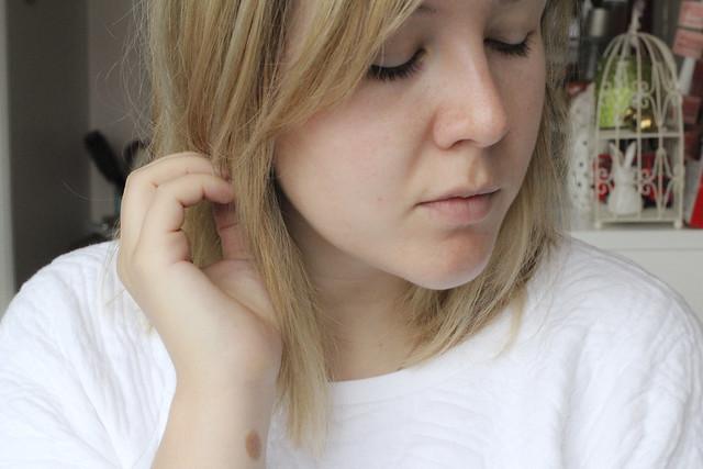 no makeup