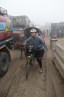 Nepal - Cycling and Kathamndu