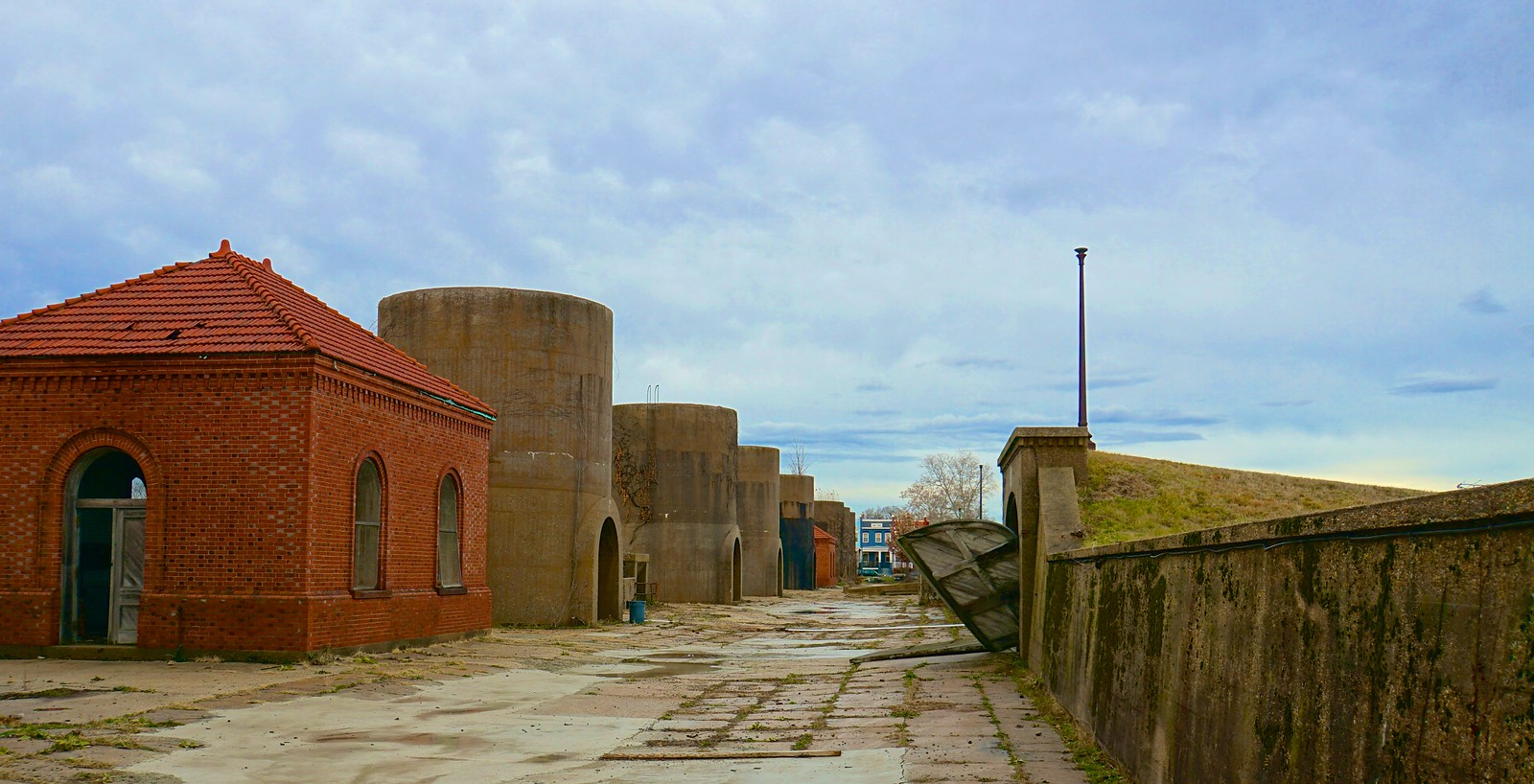 Photo Friday: The Beauty of History: McMillan Sand Filtration Site, Washington, DC USA